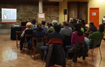 S'inicia el nou curs dels Diàlegs culturals al Centre de Cultura Popular i Tradicional de Lleida