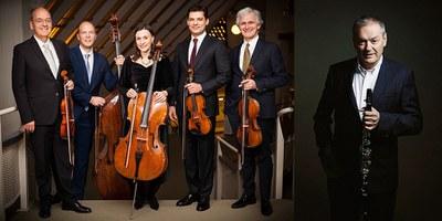 El prestigiós Quintet de Cordes de la Filharmònica de Berlín, a Lleida