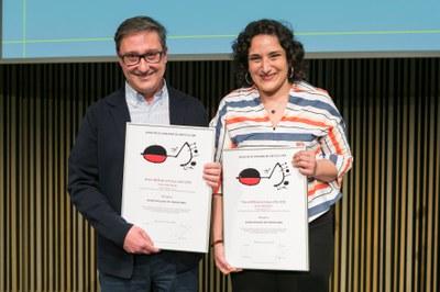 El projecte Radiació +++de millora del Servei de Radioteràpia a través de l'art guanya un Premi ACCA 2019