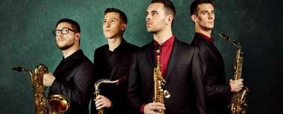 """El Quartet KEBYART presenta """"Tetrafonia"""" a l'auditori Enric Granados"""