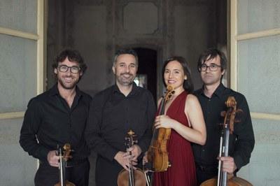 El Quartet Teixidor, dijous a l'Auditori Enric Granados
