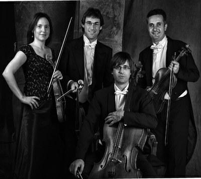 """El Quartet Teixidor interpreta """"Tres visions del quartet de corda"""""""