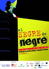 """""""El Segre de negre"""" - Festival de novel·la negra i criminal de Lleida"""