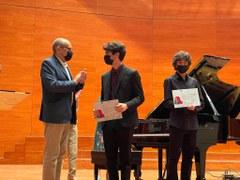 Elia Cecino guanya el XXIV Concurs Internacional de Piano Ricard Viñes