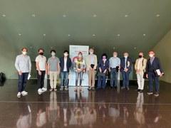 Elia Cecino, Youngho Park i Danylo Saienko, finalistes del XXIV Concurs Internacional de Piano Ricard Viñes