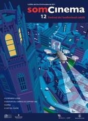 Es presenta el cartell del 12è Som Cinema-Visual Art, Festival de l'Audiovisual Català de Lleida