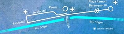 Espais inclusius per veure la Cavalcada de Reis a Lleida