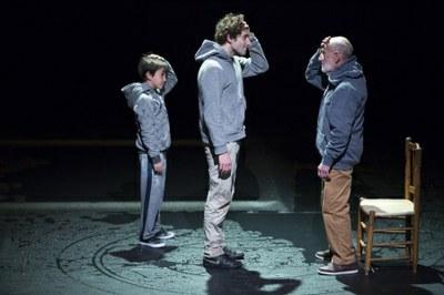 Espectacle: El fill que vull tindre, de la companyia El pont flotant