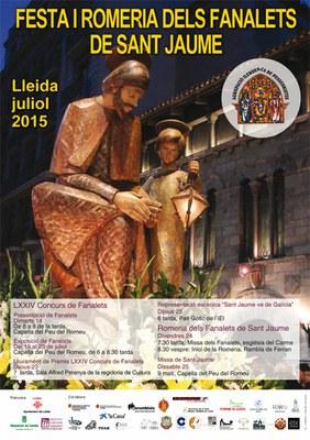 Festa dels Fanalets de Sant Jaume