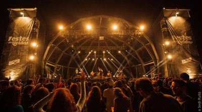 Festa Major de Lleida 2016 - Dimarts 10 de maig -