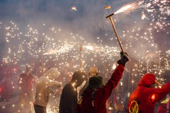 Esbarts i balls folklòrics, diables, revetlla, activitats esportives, fira d'art... és Festa Major!.