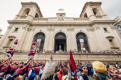 FESTA MAJOR DE LLEIDA  / DIADA DE SANT ANASTASI