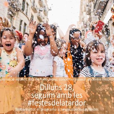Festes de la Tardor - dilluns 28 de setembre -