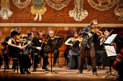Festival de valsos i danses a l'Auditori municipal Enric Granados