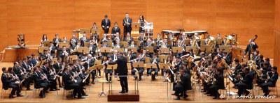 Granados Simfònic amb la Banda Simfònica Unió Musical de Lleida