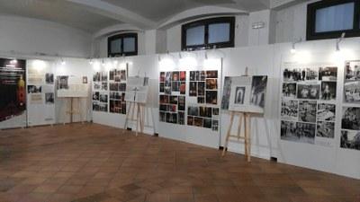 Ja podeu visitar l'exposició «La Setmana Santa a la Granadella. El Desclavament i la Processó de l'Encontre, Elements Festius Patrimonials» a la Casa dels Gegants