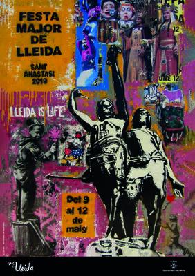Ja tenim aquí la Festa Major de Lleida amb més de 250 actes per gaudir-la