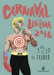 Ja tenim el Cartell i el Programa del Carnaval