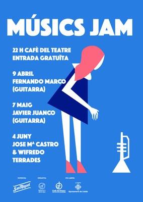 JAM SESSION amb José M. Castro & Wifredo Terrades
