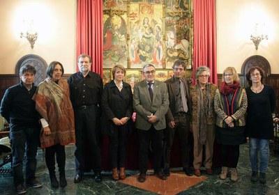 Guanyadors dels Premis Literaris 2014