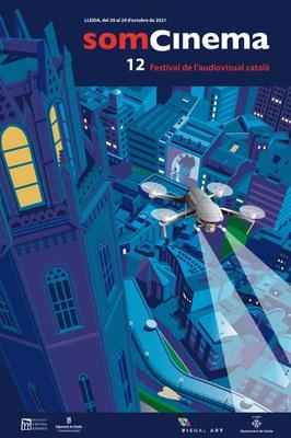 La 12a edició de Som Cinema-Visual Art presenta el jurat de les Seccions Oficials 2021
