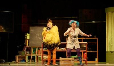 """La """"Valentina Quàntica"""" visita aquest dissabte el Teatre Municipal de l'Escorxador"""
