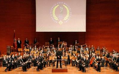 La Banda Simfònica Unió Musical de Lleida presenta en concert els Grans Musicals de la Història