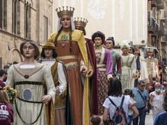La Cultura Popular protagonitza el darrer dia des les Festes de la Tardor
