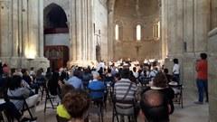 La música pren el Turó de la Seu Vella per omplir d'harmonia tots els racons de la vella catedral