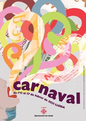La Paeria convida la ciutadania a compartir virtualment el Carnaval de Lleida