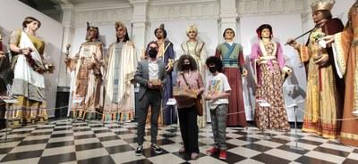La Paeria entrega el premi pel sorteig de cultura popular de la Festa Major