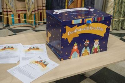 La Paeria sortejarà 60 places de patges reials entre les nenes i nens de la ciutat que s'inscriguin al sorteig per a la Cavalcada de Reis
