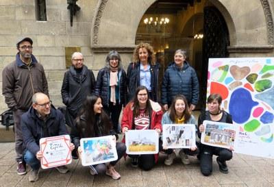 La Xarxa de la Memòria: peces d'animació creades per alumnes de l'EAM Leandre Cristòfol en col·laboració amb Animac s'exhibeixen en comerços i espais públics de Lleida
