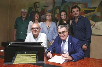 """L'Ajuntament de Lleida produirà l'Òpera Escenificada """"Goyescas"""" d'Enric Granados, que s'estrenarà el 7 de maig de 2017"""