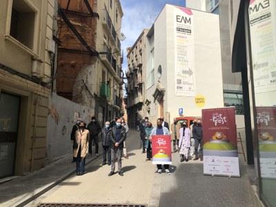 Lleida acull per primera vegada un festival d'art urbà