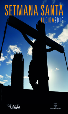 Lleida es prepara per a la Setmana Santa