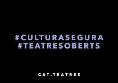 Lleida es suma a la iniciativa de Cat. Teatres per vindicar la tornada del públic a les platees