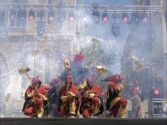 Lleida viu el dia gran de la Festa Major