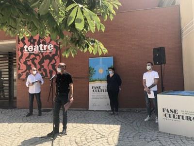 """Lleida viurà aquest estiu la """"Fase Cultura"""""""