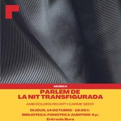 """LleidArt Ensemble porta la seva """"Nit transfigurada"""" a l'Auditori"""