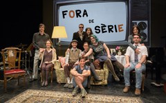 """LleidArt Ensemble presenta el seu espectacle """"Fora de sèrie"""" aquest dissabte a l'auditori"""