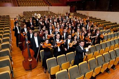 """L'OJC dona la benvinguda a la primavera amb el concert """"Cordes de primavera"""""""