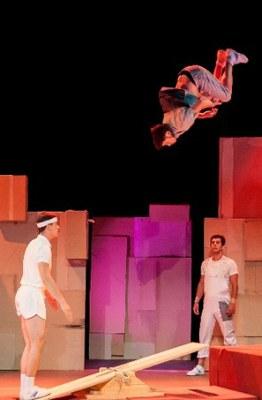 """""""Ludo Circus Show"""" l'esperit del circ arriba al teatre de la Llotja"""