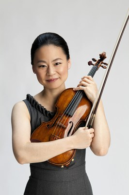 Midori i l'Orquestra Simfònica Camera Musicae, diumenge a l'Auditori