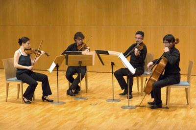 Mozart i Beethoven: el cim del Classicisme vienès a càrrec del Quartet Teixidor