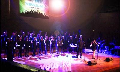 """""""MUSIC IS LIFE"""", Veus.kat a l'Auditori"""