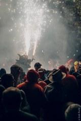 No et perdis el XX aniversari de la Gran Nit de Foc! Amb l'atabalada infernal, el correfoc infantil i les plantades de Bèsties!