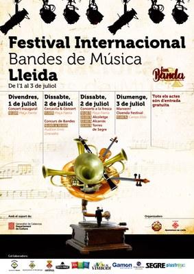 Nova edició del Fem Banda Festival Internacional de Bandes de Música aquest cap de setmana