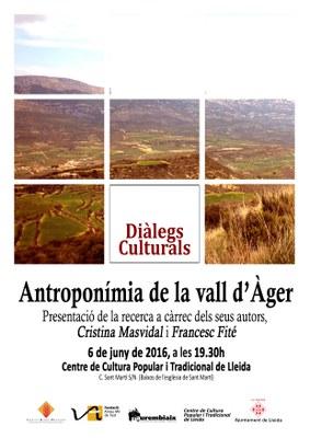 Nova sessió dels Diàlegs culturals al Centre de Cultura Popular i Tradicional de Lleida
