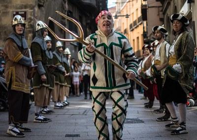 Parlem de Festa! El Ball de Moros i Cristians de Lleida